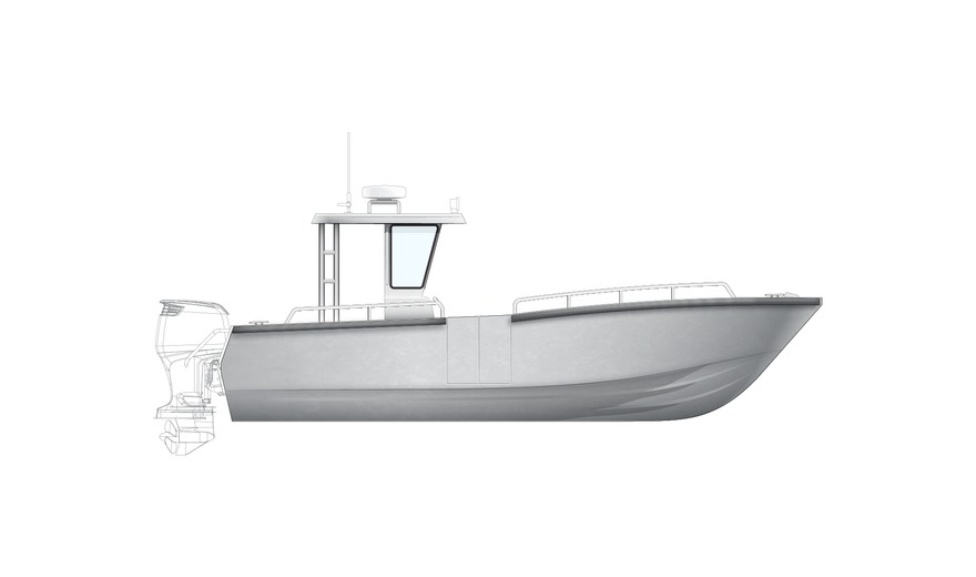 0b851e706f Commercial Vessels • Gregory C. Marshall Naval Architect Ltd ...