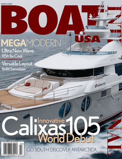 Boat International - Calixas 105
